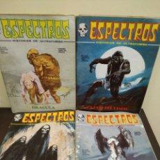 Comics : LOTE 4 COMICS ESPECTROS, VERTICE. Lote 200892288