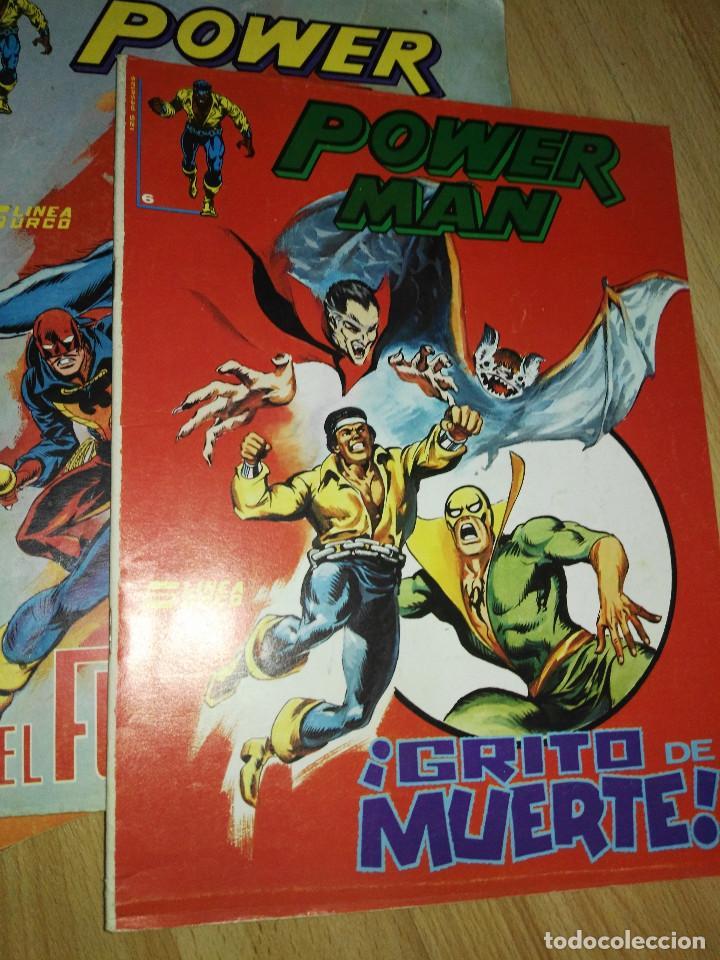 Cómics: Power-Man Surco - Foto 5 - 201093725