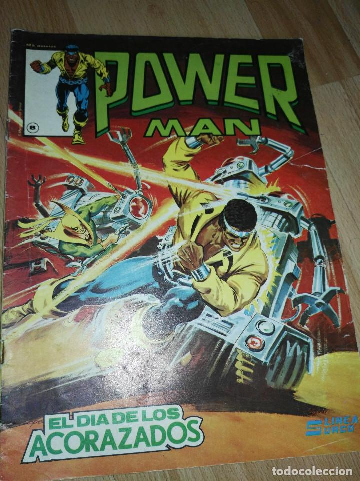 Cómics: Power-Man Surco - Foto 7 - 201093725