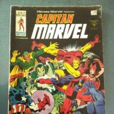 Cómics: CÓMIC CAPITÁN MARVEL V.2 Nº50. Lote 201114845