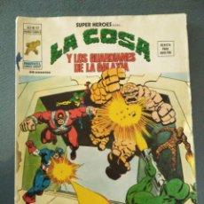 Cómics: CÓMIC LA COSA V.2 Nº42. Lote 201114941