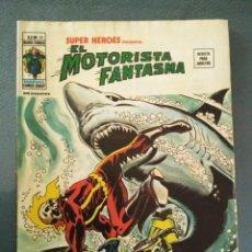 Cómics: CÓMIC EL MOTORISTA FANTASMA V.2 Nº45. Lote 201115092