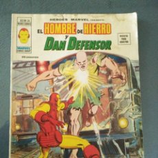 Cómics: CÓMIC EL HOMBRE DE HIERRO Y DAN DEFENSOR V.2 Nº26. Lote 201115206