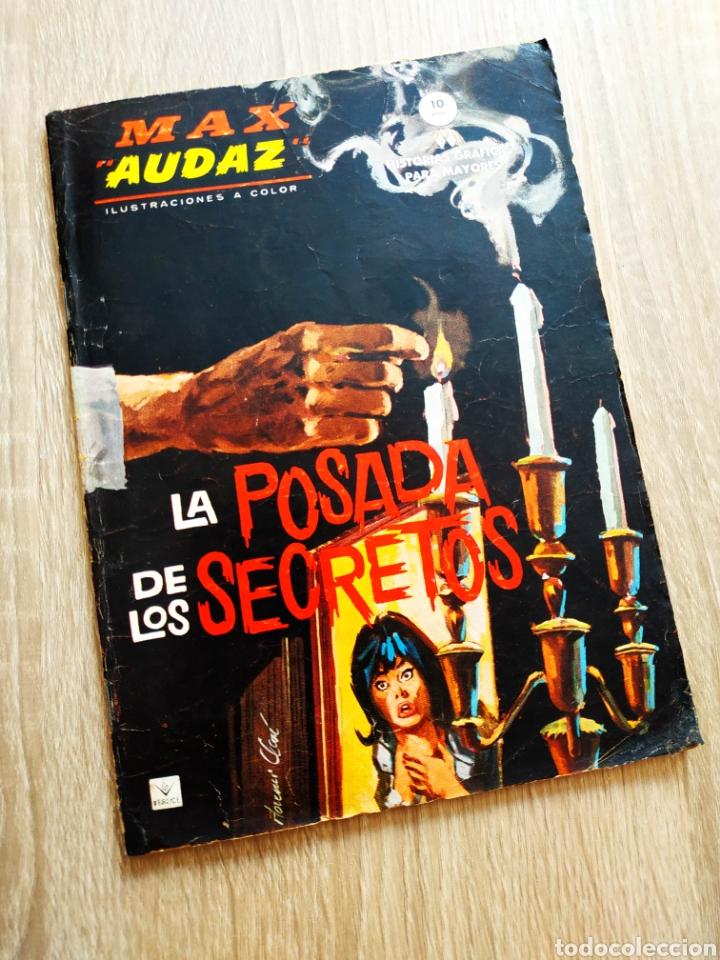 BUEN ESTADO MAX AUDAZ 6 VERTICE TACO GRAPA (Tebeos y Comics - Vértice - Fleetway)
