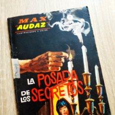 Cómics: BUEN ESTADO MAX AUDAZ 6 VERTICE TACO GRAPA. Lote 201189605