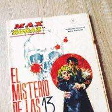 Cómics: NORMAL ESTADO MAX AUDAZ 11 VERTICE TACO GRAPA. Lote 201189935
