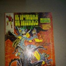 Cómics: EL HOMBRE DE HIERRO VOL.1 Nº 20 VÉRTICE AÑOS 70 DE 25PTAS. Lote 201193645