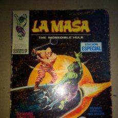 Cómics: LA MASA VOL.1 Nº 11 VÉRTICE AÑOS 70 DE 25PTAS. Lote 201193775