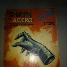 Cómics: ZARPA DE ACERO VOL.1 Nº 1 DIFICIL VÉRTICE AÑO 1969 DE 25PTAS. Lote 201234500