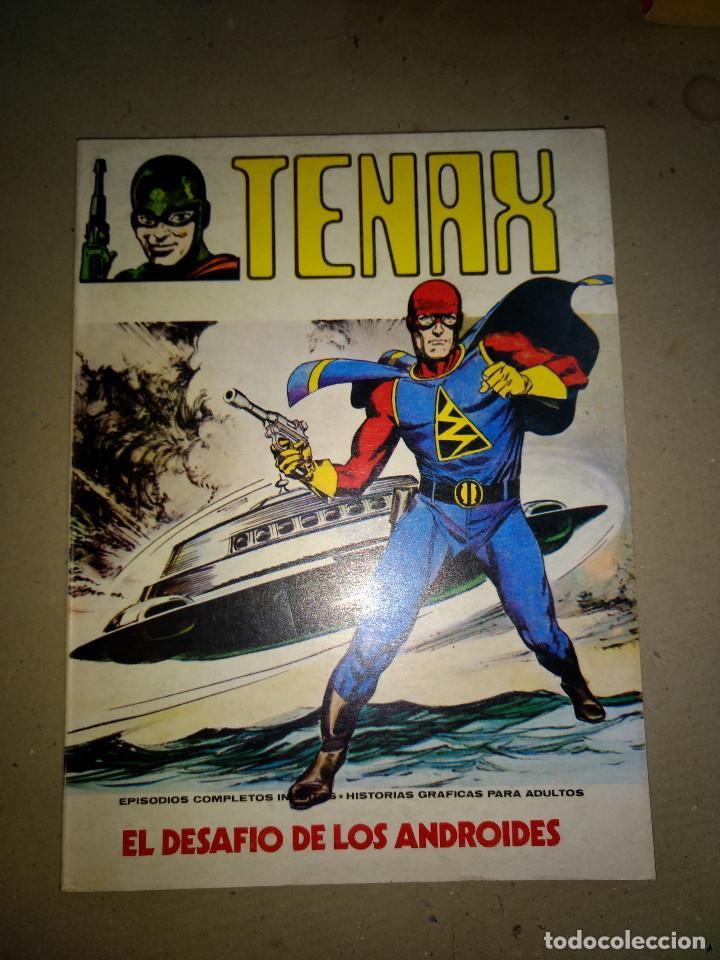 TENAX VOL.1 Nº 1 VÉRTICE AÑOS 70 DE 30PTAS (Tebeos y Comics - Vértice - V.1)