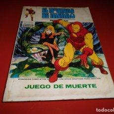 Comics: EL HOMBRE DE HIERRO VOL. 1 Nº 26 VERTICE. Lote 201236698
