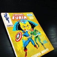 Cómics: MUY BUEN ESTADO CORONEL FURIA 16 VERTICE TACO. Lote 201495022