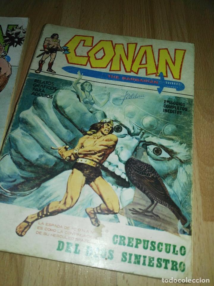 Cómics: Dos comics Conan Vertice Vol 1 - Foto 2 - 201527955