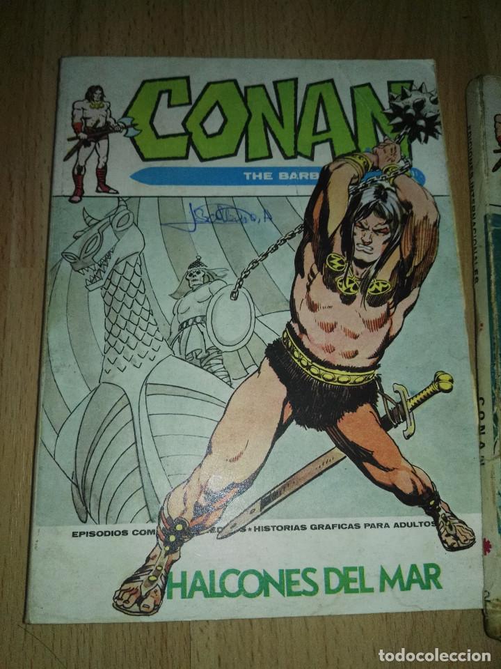 Cómics: Dos comics Conan Vertice Vol 1 - Foto 3 - 201527955