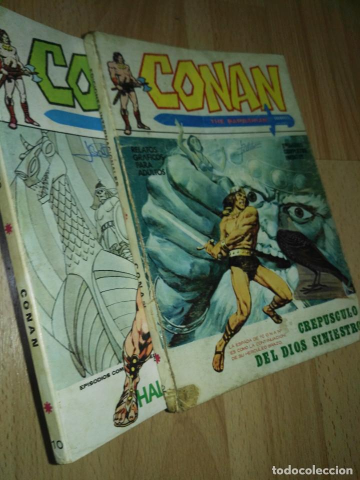 Cómics: Dos comics Conan Vertice Vol 1 - Foto 4 - 201527955