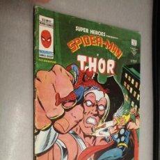 Comics : SÚPER HÉROES PRESENTA: SPIDERMAN Y THOR V. VOL. 2 Nº 97 / VÉRTICE. Lote 201533592