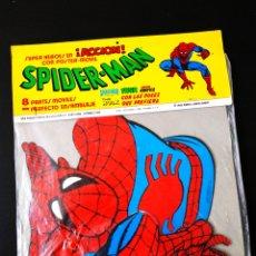 Cómics: CASI EXCELENTE ESTADO POSTER MOVIL SPIDERMAN VERTICE SPIDER-MAN. Lote 201600140