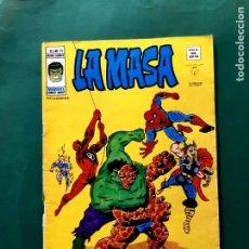 Cómics: LA MASA Nº 24 BUEN ESTADO V3. Lote 201658647