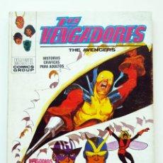 Comics : LOS VENGADORES Nº 23 - V.1 -EDICIONES VERTICE - 126 PAGINAS. Lote 201726392
