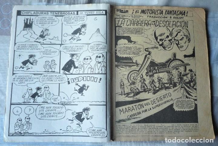Cómics: SUPER HEROES Nº 19 EL MOTORISTA FANTASMA - Foto 3 - 27818536