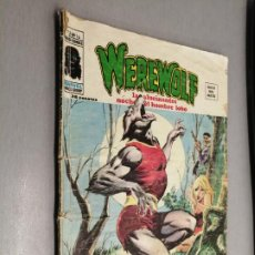 Comics : WEREWOLF V. VOL. 2 Nº 16 / VÉRTICE. Lote 201824627