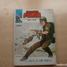 Cómics: SARGENTO FURIA - NÚMERO 21 - FORMATO TACO - VERTICE BUEN ESTADO. Lote 201919561
