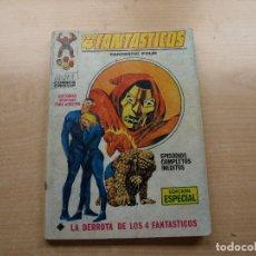 Cómics: LOS CUATRO FANTASTICOS - NÚMERO 28 - FORMATO TACO - VERTICE - BUEN ESTADO. Lote 201920451