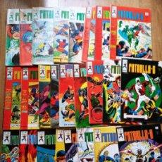 Comics: PATRULLA X MUNDI COMICS VOL 3 LOTE DE 24 VOLS. Lote 201978283