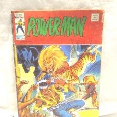 Cómics: POWER MAN VOL 1 Nº 1 MALIGNOS Y PERSISTENTES AÑO 1977 EDITORIAL VERTICE. Lote 202045960
