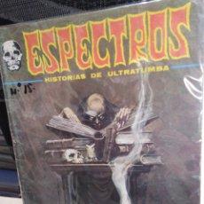 Cómics: ESPECTROS-CÓMIC, Nº15, VÉRTICE, HISTORIA DE ULTRATUMBA, ARRASTRADO A LA MUERTE, 1973. Lote 202101032