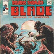 Cómics: COMIC COLECCION RELATOS SALVAJES BLADE V1 Nº 32 . Lote 202435165