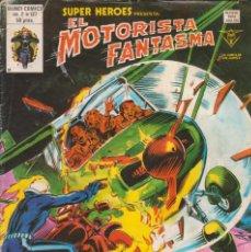 Cómics: CÓMIC VÉRTICE V.2 ´ SUPER HEROES ´ Nº 127 VOL.2 MARVEL ´ EL MOTORISTA FANTASMA ´ 1978. Lote 202497456