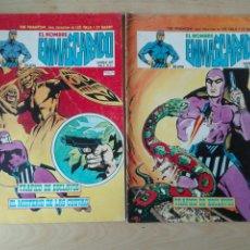 Comics: EL HOMBRE ENMASCARADO. VERTICE VOLUMEN 2 LOTE 41 Y 42. Lote 202619911