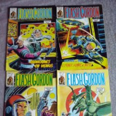 Cómics: VERTICE MUNDI-COMICS : FLASH GORDON VOL.2 COMPLETA 44 NUMEROS. BUEN ESTADO. Lote 202638488