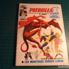 Cómics: PATRULLA X. VOL 1, N° 28. COMPLETO. BE. (T-1). Lote 202687421