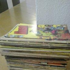 Comics : LOTE 81 COMICS. VERTICE VOLUMEN 2 Y 3. CON ALGÚN SURCO Y BRUGUERA. Lote 202785972