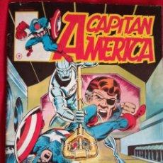Cómics: CAPITÁN AMÉRICA - SURCO 7 - 1.983. Lote 202788013