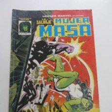 Fumetti: LA SALVAJE MUJER MASA Nº 4 - MUNDI COMICS ED.VERTICE MUCHOS MAS A LA VENTA , MIRA TUS FALTAS CX54. Lote 202789706