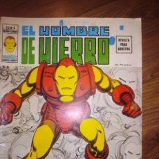 Fumetti: EL HOMBRE DE HIERRO. Lote 202812941