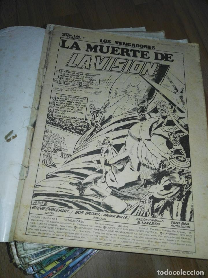 Cómics: Los Vengadores Vertice Vol 2 casi completa - Foto 2 - 202866478