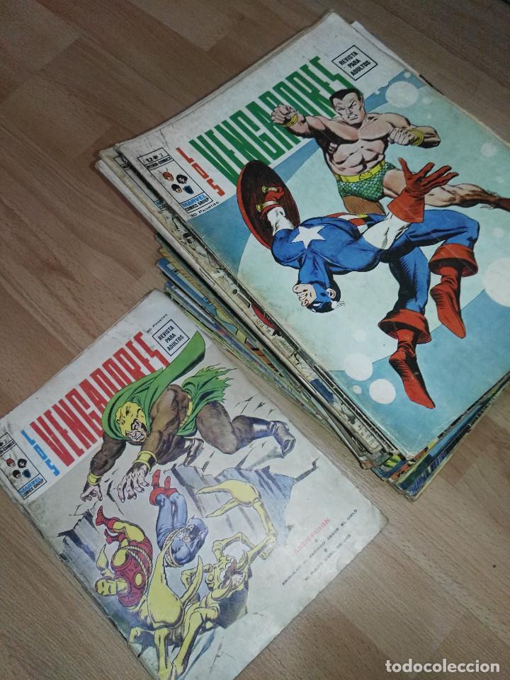 Cómics: Los Vengadores Vertice Vol 2 casi completa - Foto 6 - 202866478