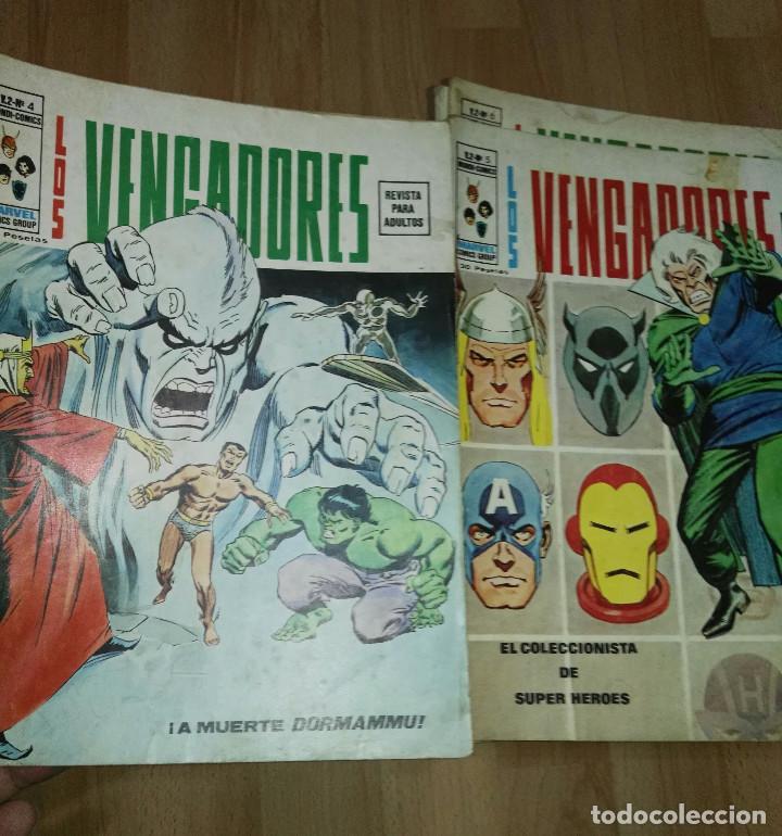 Cómics: Los Vengadores Vertice Vol 2 casi completa - Foto 8 - 202866478
