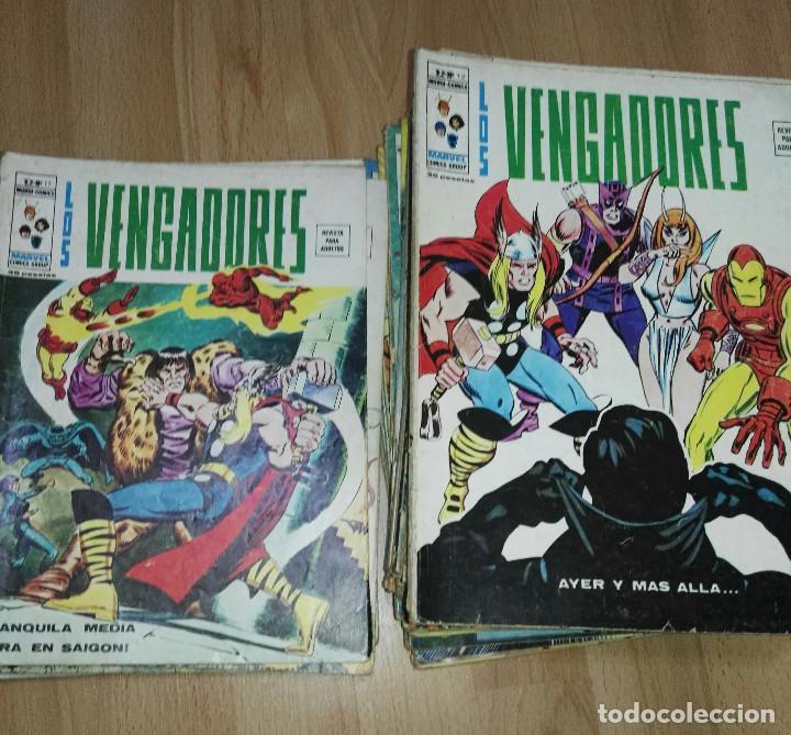 Cómics: Los Vengadores Vertice Vol 2 casi completa - Foto 9 - 202866478