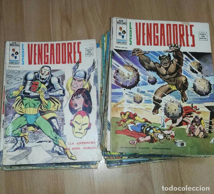 Cómics: Los Vengadores Vertice Vol 2 casi completa - Foto 10 - 202866478