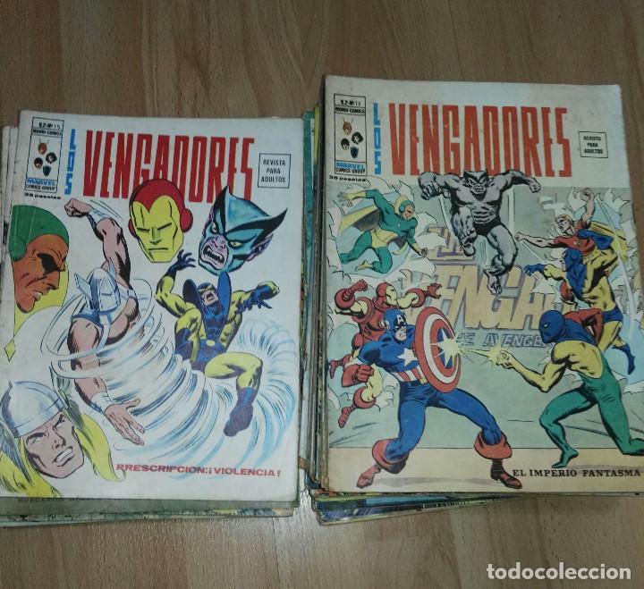 Cómics: Los Vengadores Vertice Vol 2 casi completa - Foto 11 - 202866478
