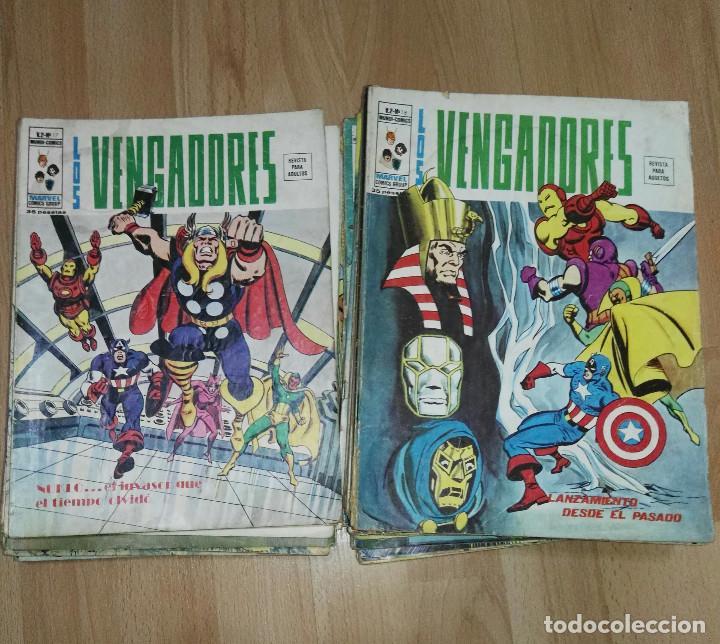 Cómics: Los Vengadores Vertice Vol 2 casi completa - Foto 12 - 202866478
