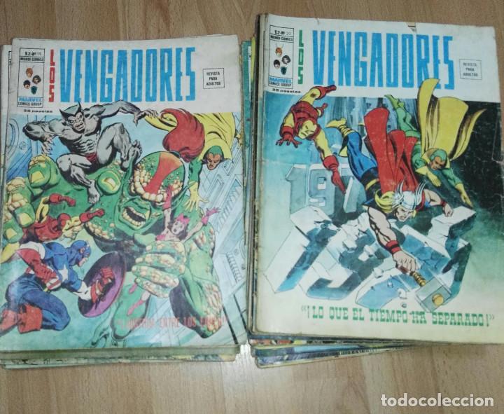 Cómics: Los Vengadores Vertice Vol 2 casi completa - Foto 14 - 202866478