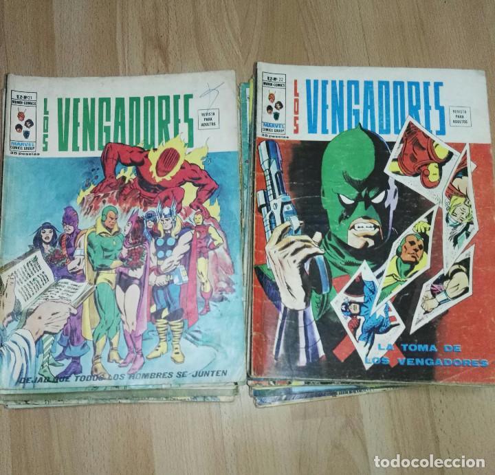 Cómics: Los Vengadores Vertice Vol 2 casi completa - Foto 15 - 202866478