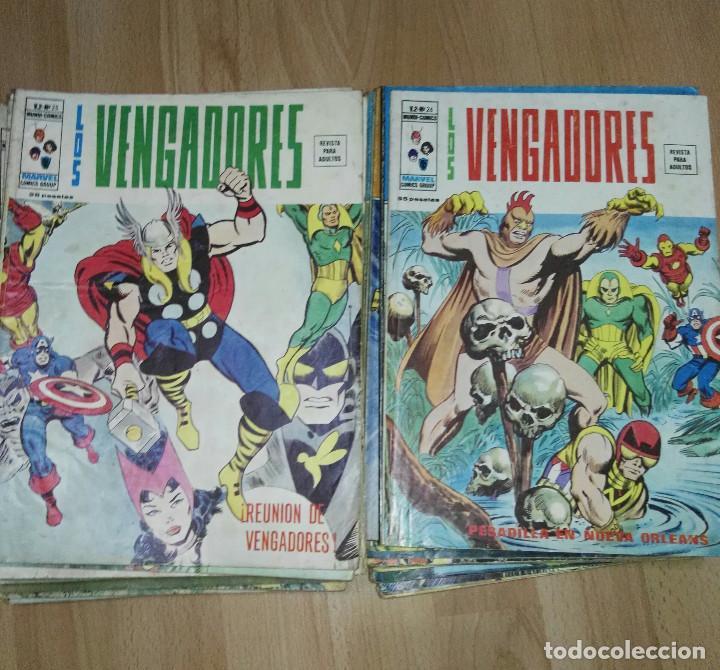 Cómics: Los Vengadores Vertice Vol 2 casi completa - Foto 17 - 202866478