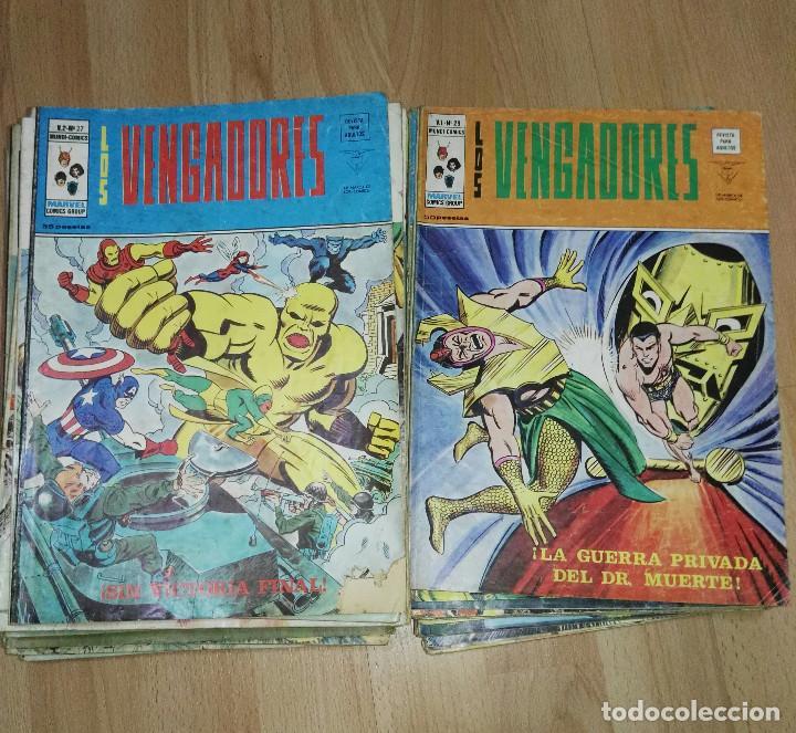 Cómics: Los Vengadores Vertice Vol 2 casi completa - Foto 18 - 202866478